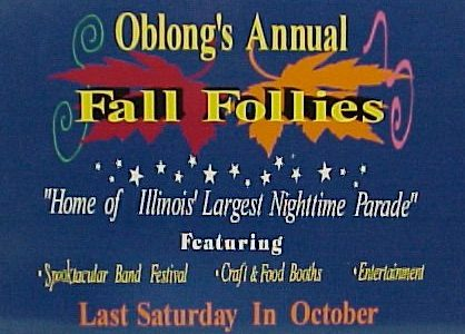 Oblong Fall Follies