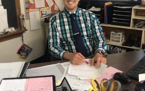 Teacher Spotlight:  Mr. Will