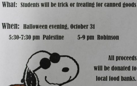 Pay It Forward: Trick or Treat for Cans