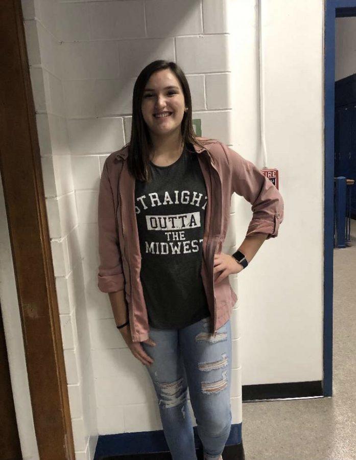 Freshman Spotlight: Halle Piper