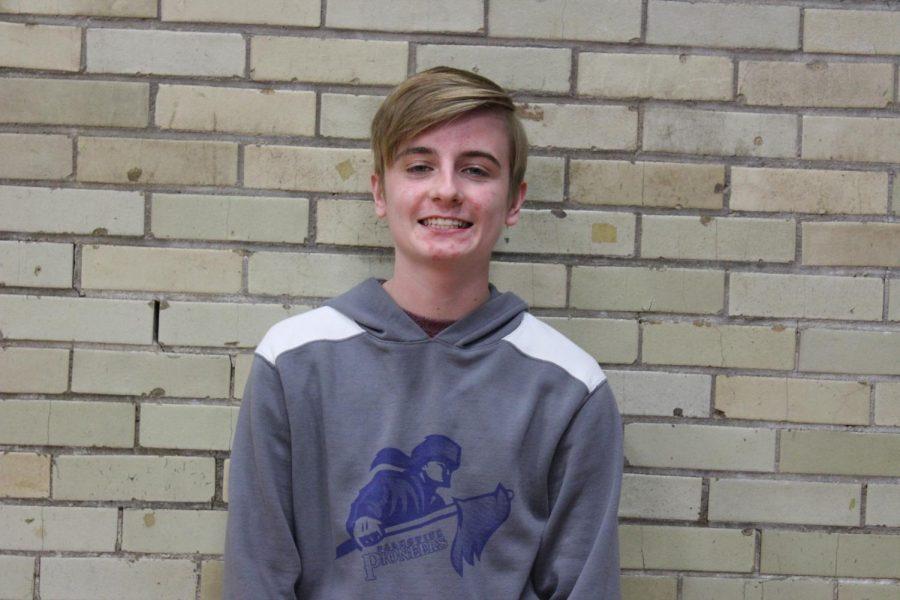 Sophomore Spotlight: Blaine Beabout
