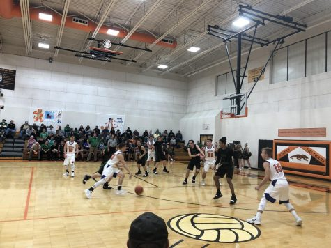 Lady Pioneers fall to Chrisman Cardinals