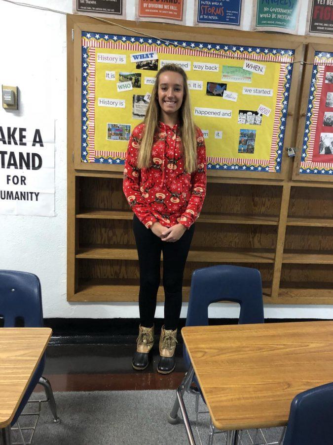 Sophomore Spotlight: Katelyn Wilber