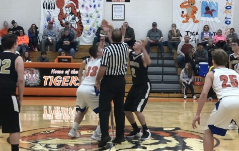 Hut-Pal Tigers Take on the Duggar Bulldogs
