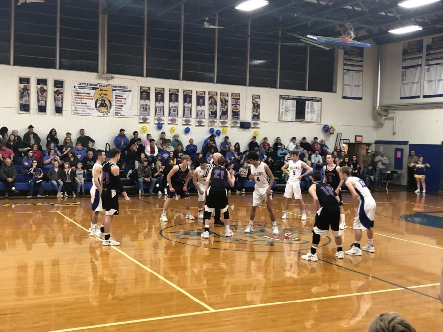 Tigers vs Oblong Panthers