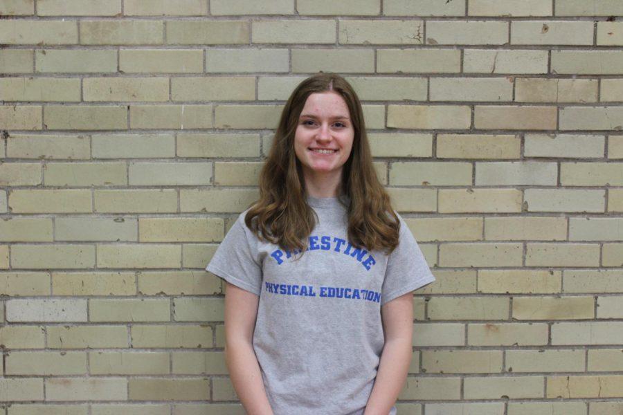 Sophomore Spotlight: Megan Burton