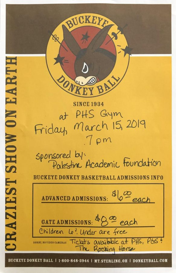 Donkey+Basketball