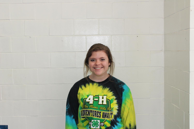 Lindsay Ryan is our Senior Spotlight of the week.