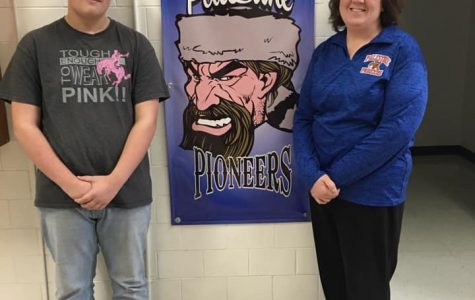 PHS Teacher and Student of the Month