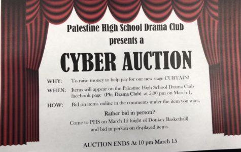 Drama Club Cyber Auction