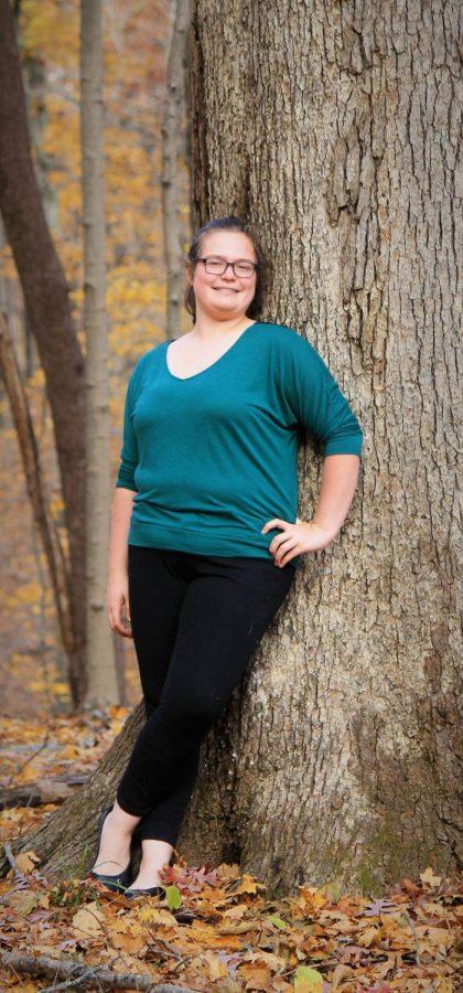 Senior Spotlight: Kelsey Lanham
