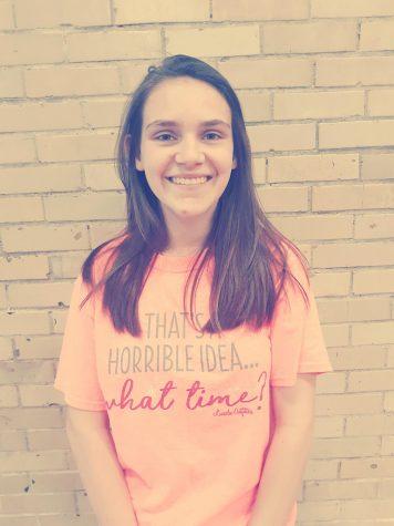Freshman Spotlight: Makinley Bonesteel