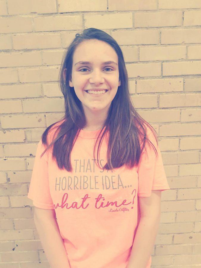 Sophomore Spotlight : Alexis Mills