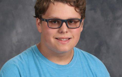 Junior Spotlight: Nathan White