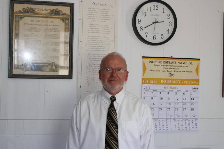 Interim Superintendent: Dr. Campbell