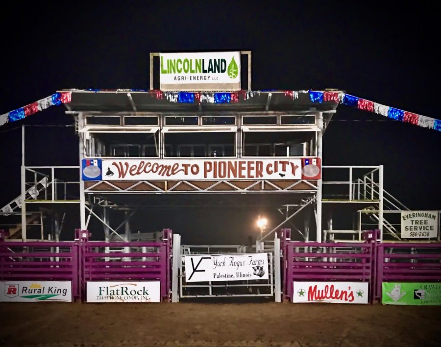 The 52nd Annual Pioneer City Rodeo took place Labor Day weekend.