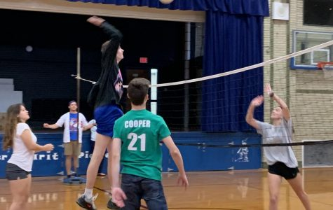 2019 Coed Volley Ball Tournament