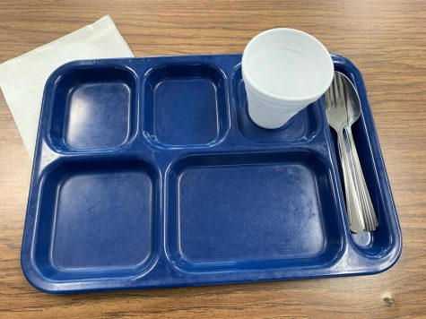 Week of 7-11th School Lunches