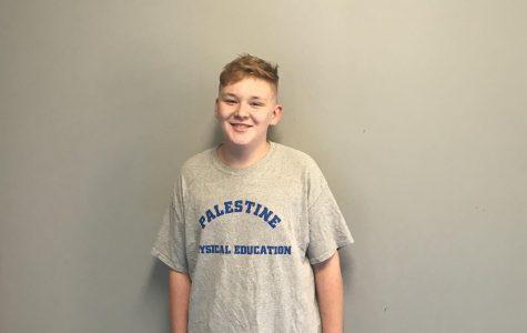 Freshman Introduction: Josiah Horton