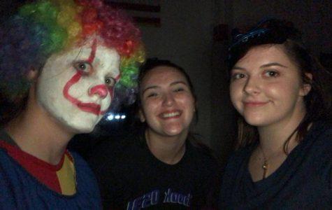 Spooks in the halls: Kendra Biggs
