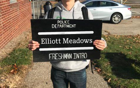 Freshman Introduction: Elliott Meadows