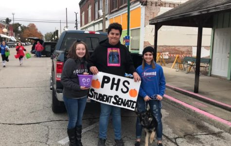 2019 Palestine Main Street Trunk or Treat