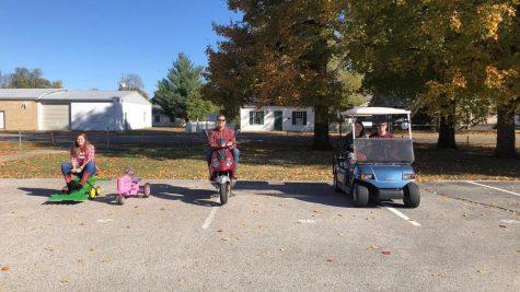 The Homecoming Parade