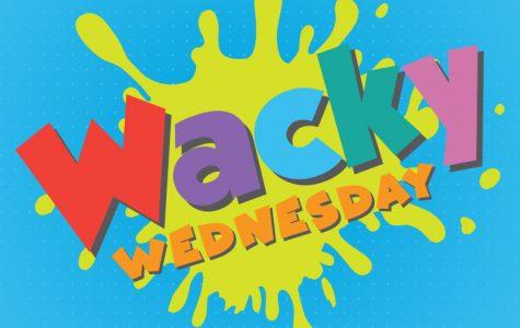 Wacky Wednesday Fundraiser