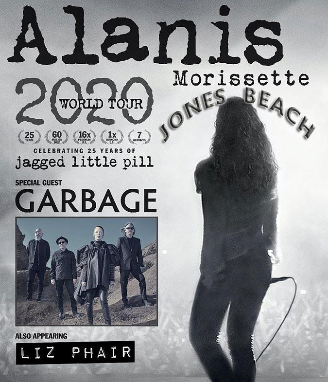 Summer 2020: Alanis Morissette Tour