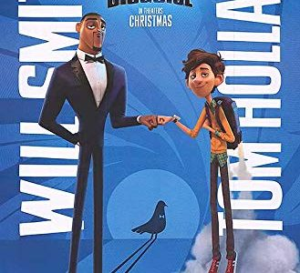 Spies in Disguise (2019) Movie Review