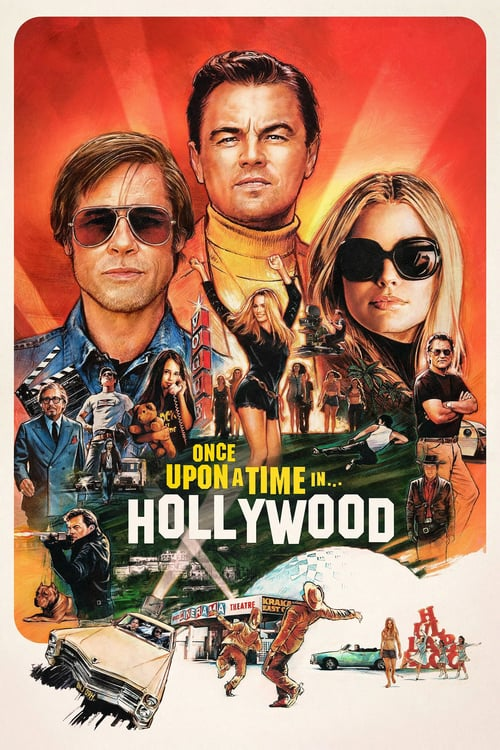 Once Upon a Time… in Hollywood Movie Review