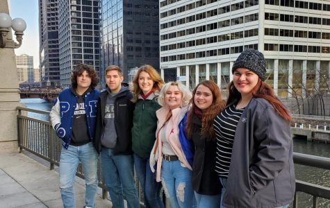 English 4's Trip to Chicago