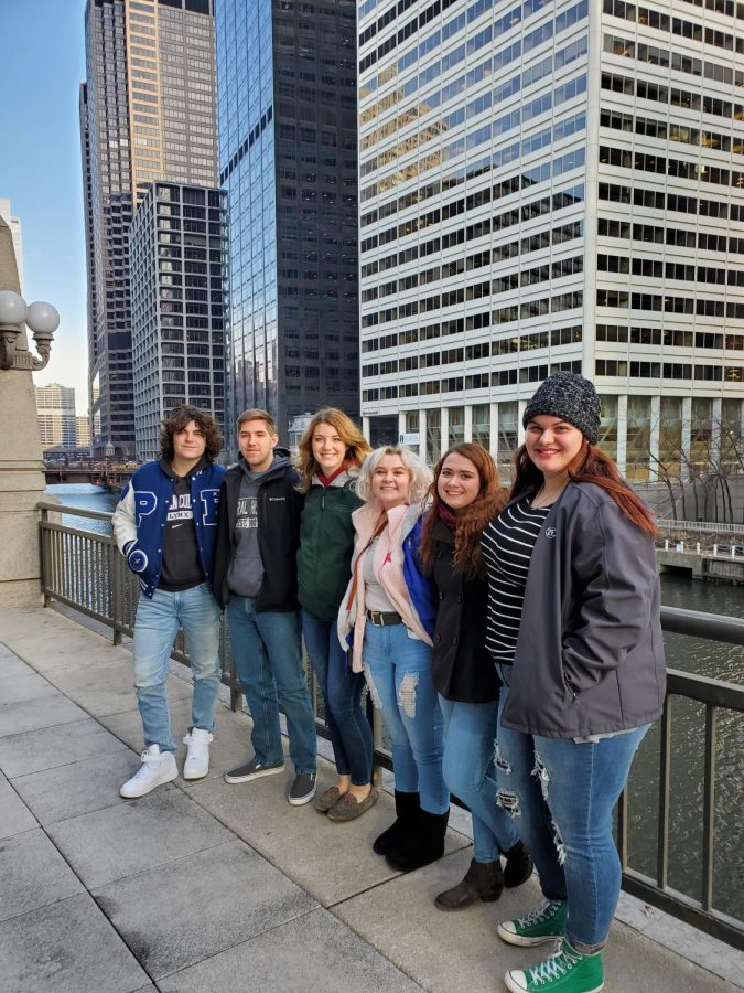 English 4s Trip to Chicago
