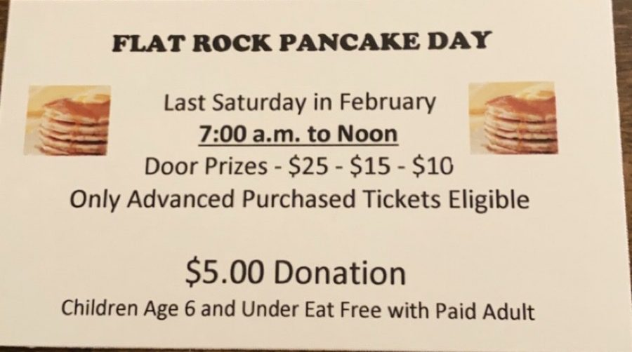Pancake 'n' Sausage Day! 🥞