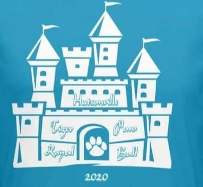 Tiger Paw Royal Ball 2020