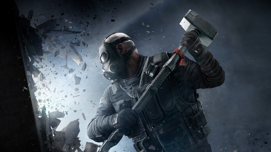 Weekly Game Review: Tom Clancy's Rainbow 6 Siege