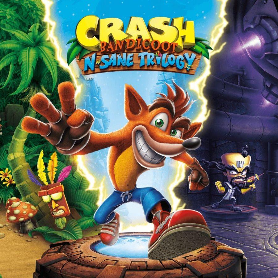 Game Review: Crash Bandicoot N.Sane trilogy