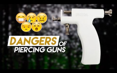 Never Get Your Ears Pierced With A Gun