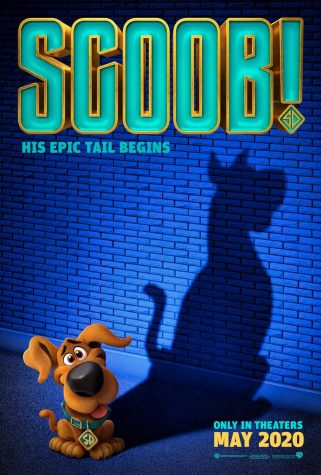 The new SCOOB! movie coming soon.