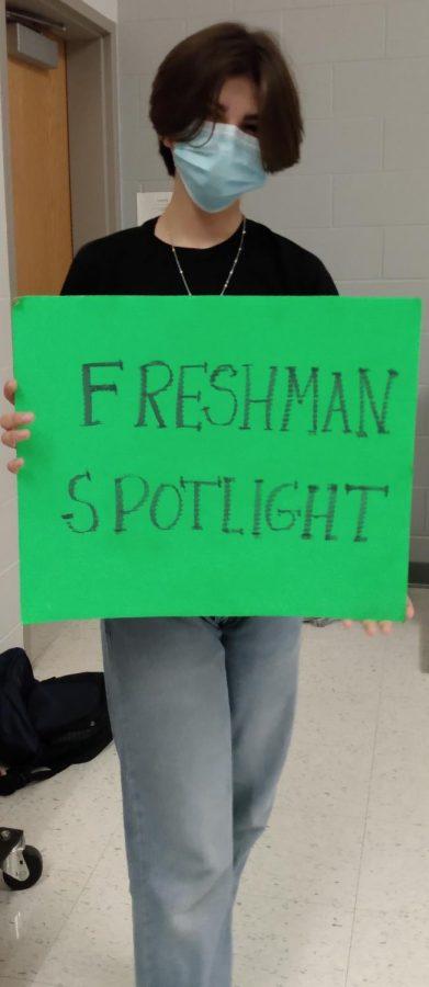 Freshman+Spotlight%3A+Learning+the+Ropes