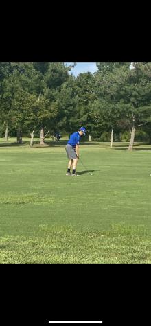 Golf Match Wednesday 9-8