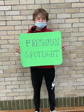Freshmen Spotlight: Holden Sipes