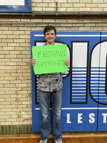 Freshmen Spotlight: Graydon Kincaid