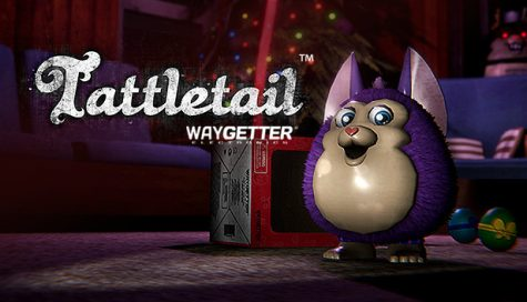 Tattletail is a game available on Steam.