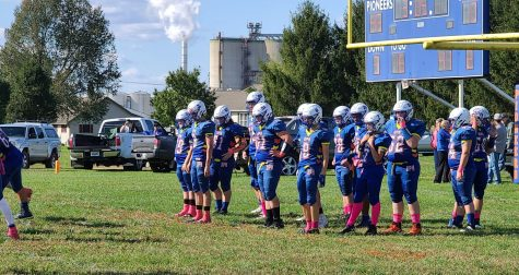 OPH Football Team on Saturday the 16th